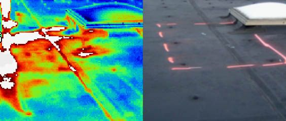 Thermographic Inspections by Enfield Roofing